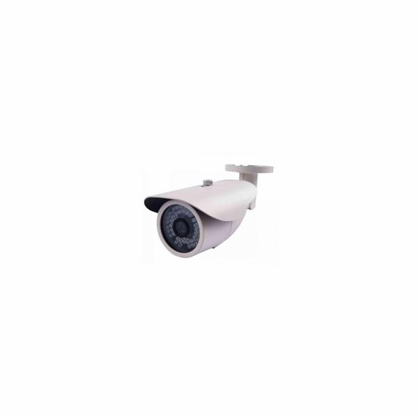 "Grandstream GXV3672_HD_36 v2 [IP kamera,1.2Mpix, H.264/MJPEG, 1/3"" CMOS, obj.3,6mm, 1280x960, PoE, venkovní, IP66, bílá]"