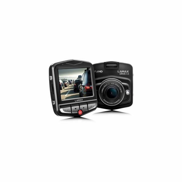 DRIVE C3 FullHD kamera do auta LAMAX