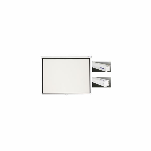 SMS N244V projekční plátno man Sencor