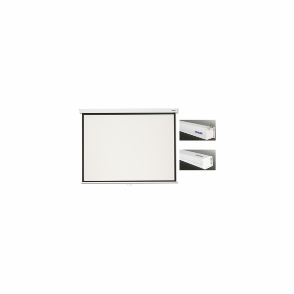 SMS N305V projekční plátno man Sencor