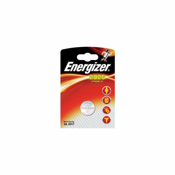 Baterie Energizer CR 2025 1ks