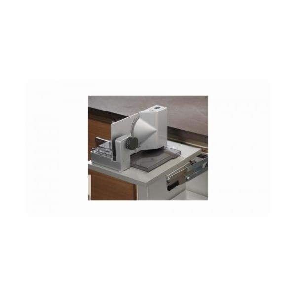 Elektrický kráječ Ritter E118, stříbrná