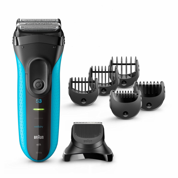 Braun Series 3 3010BT Shave & Style 3-in-1