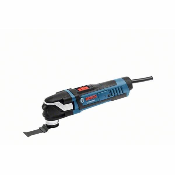 Multifunkční nářadí Bosch GOP 40-30 Professional, 16ks příslušenství, L-BOXX, 0601231001