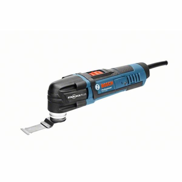 Multifunkční nářadí Bosch GOP 30-28 Professional, 16ks příslušenství, 0601237000