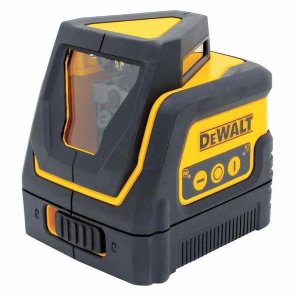 Čárový laser 360° s jedním vertikálním paprskem DeWALT DW0811-mail