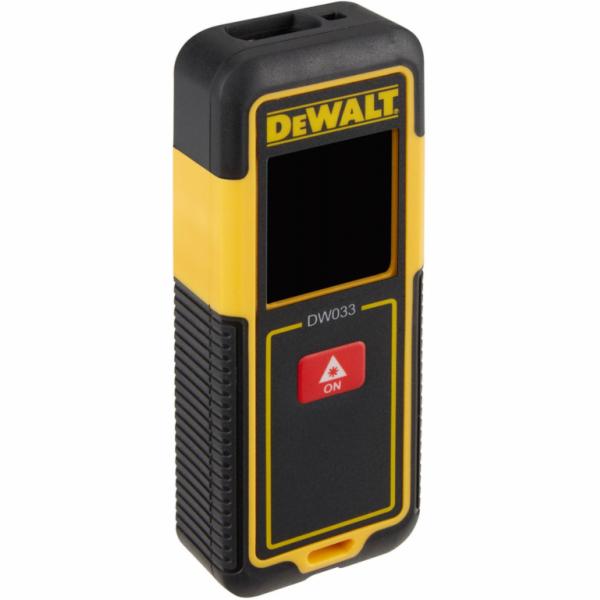 Laserový měřič vzdálenosti DeWALT DW033