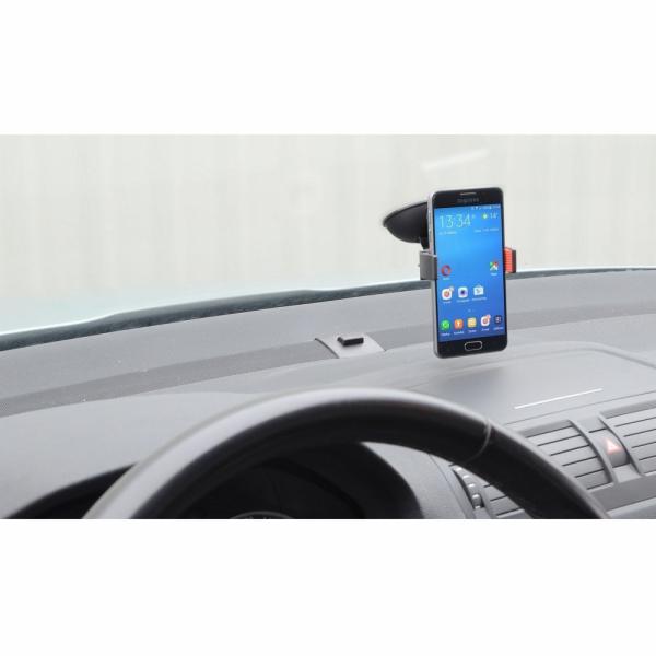 Držák telefonu/ GPS na přísavku SIDE COMPASS