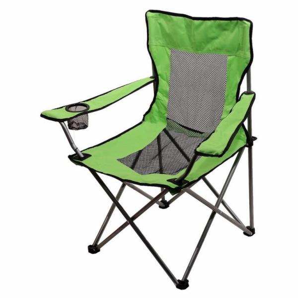 Židle kempingová skládací NET, CATTARA