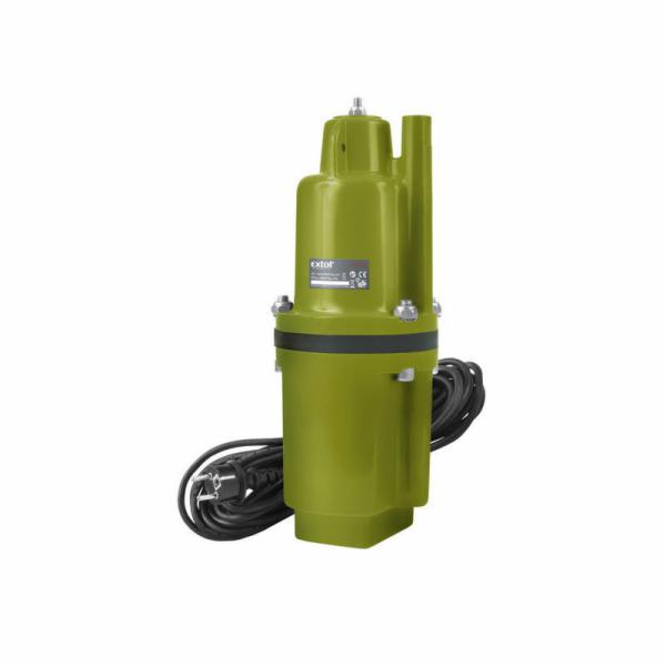 Čerpadlo membránové hlubinné ponorné, 600W, 2000l/hod, 10m, EXTOL CRAFT, 414175