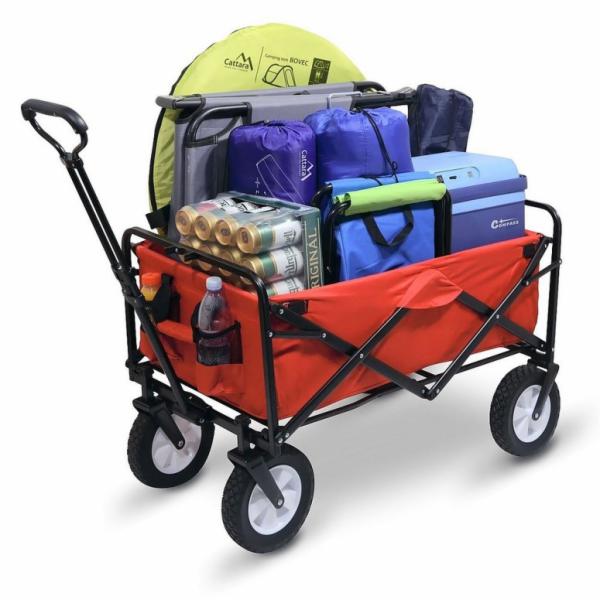 Kempingový vozík skládací TROGIR, CATTARA