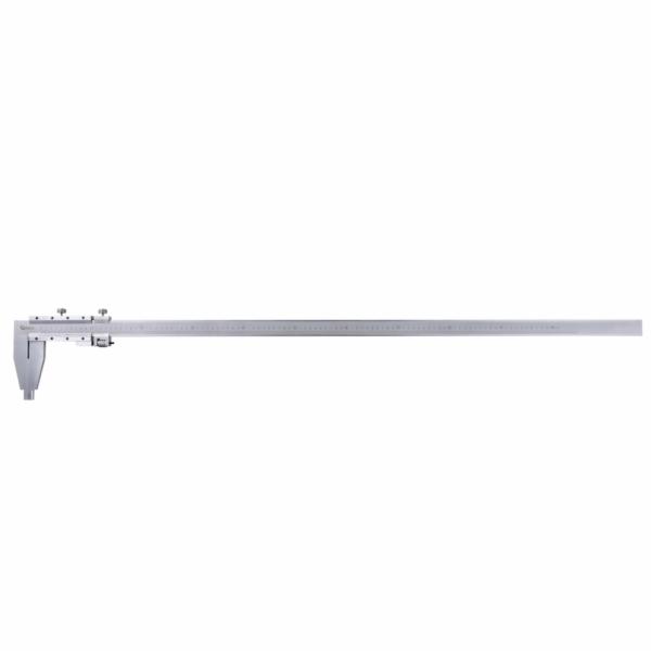 Měřítko posuvné kovové, 0-1000mm x 0,05, GEKO