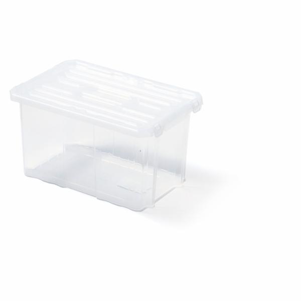 "Plastový úložný box 12"", nosnost 6 kg, CARGOBOX, bez víka SIXTOL"