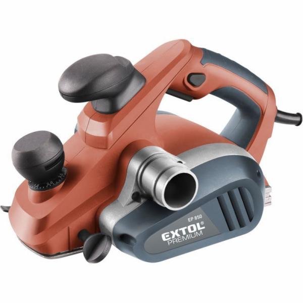 Hoblík, 850W, 82mm, 0-3mm, EXTOL PREMIUM, EP 850, 8893402