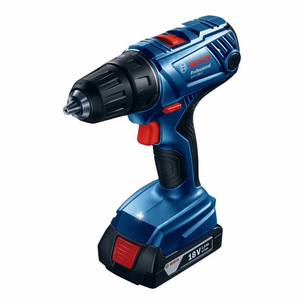 Aku vrtací šroubovák Bosch GSR 180-LI Professional, 06019F8100