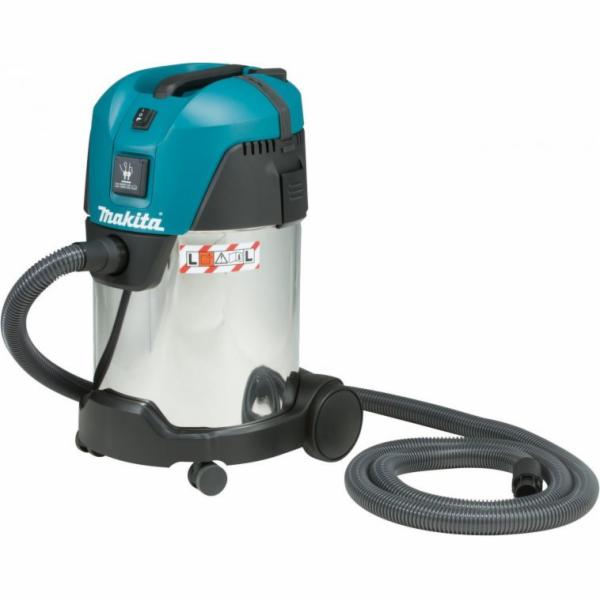 Průmyslový vysavač Makita VC 3011L, 1000W, podtlak: 210 mbar, mokré/suché vysávání