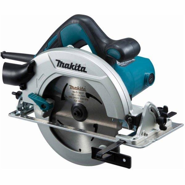 Okružní pila Makita HS7601, 1200W, 5200 ot/min
