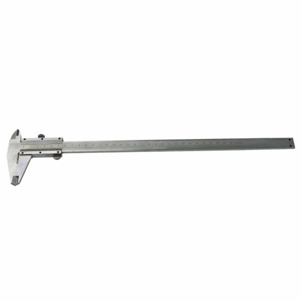 Měřítko posuvné kovové, 0-300mm x 0,02, GEKO