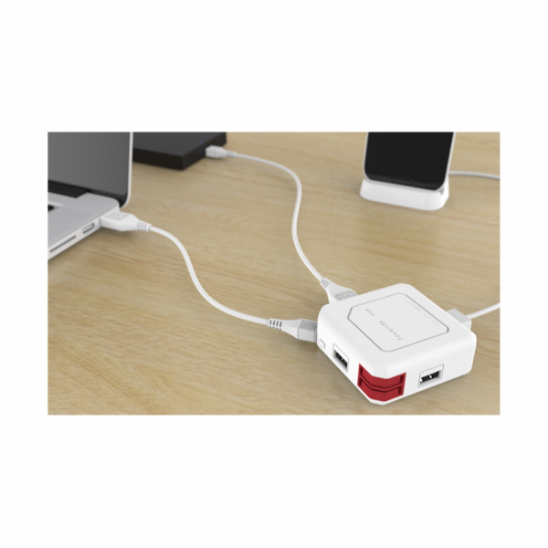 allocacoc Power USB HUB bila