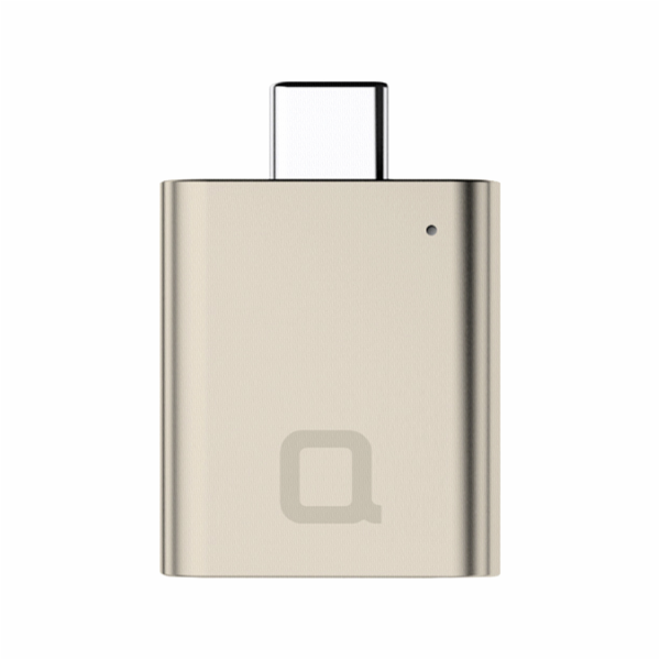 nonda USB-C mini Adapter gold