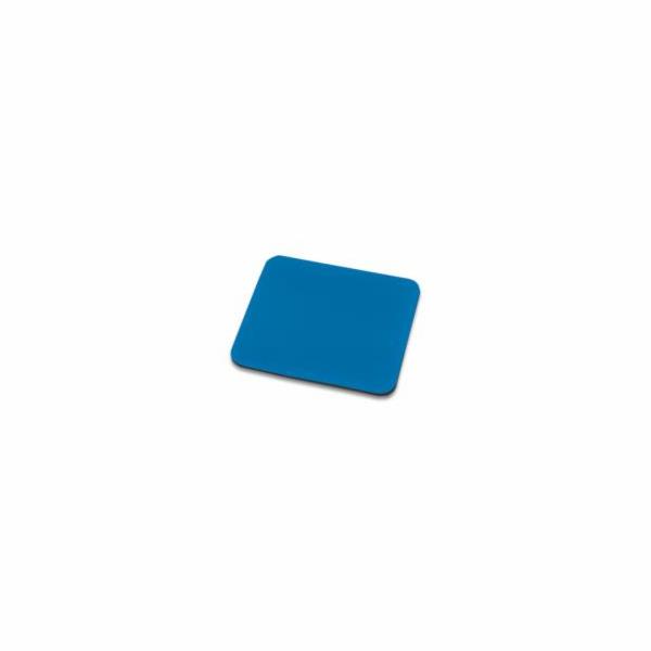 Ednet. - Podložka pod myš ( Modrá ), 3mm, polyester +EVA pěna 1kus