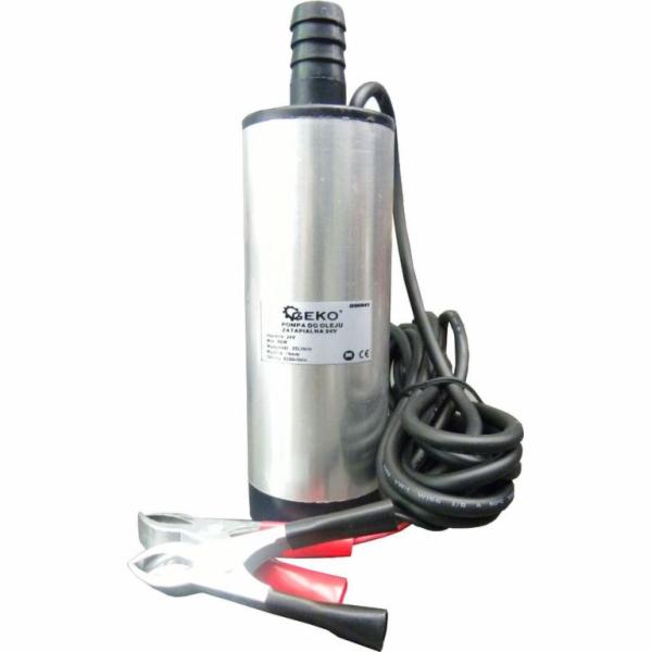 Mini čerpadlo na naftu 24V, 60W, 25l/min, GEKO