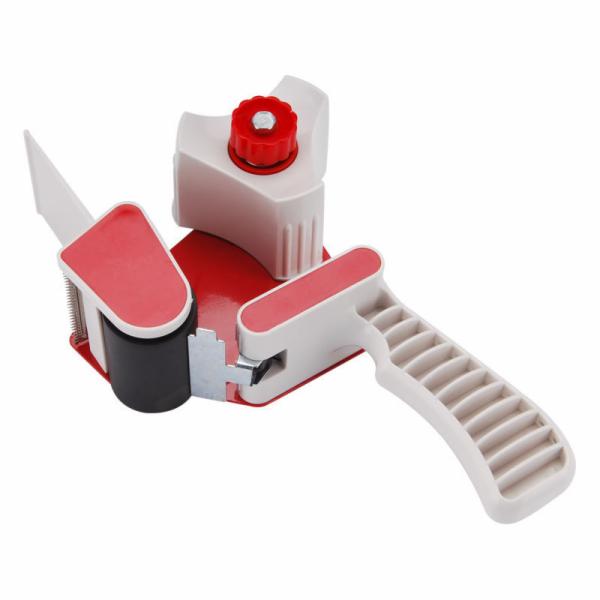 Odvíječ ruční s brzdou, pro lepící pásky do šířky 50mm a délky 66m, EXTOL CRAFT