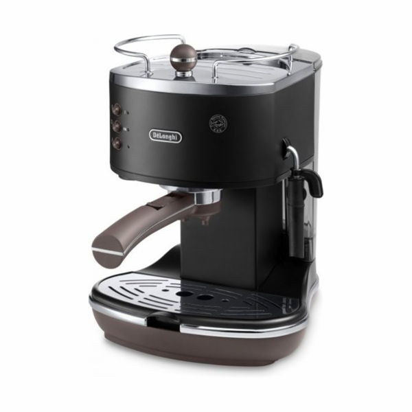 DeLonghi ECOV 311.BK Icona Vintage Espressomaschine Schwarz