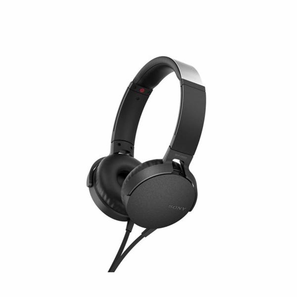 Sony MDR-XB550APB black