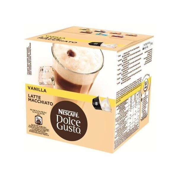 NESTLE Nescafe Latte Vanilla /12125501/