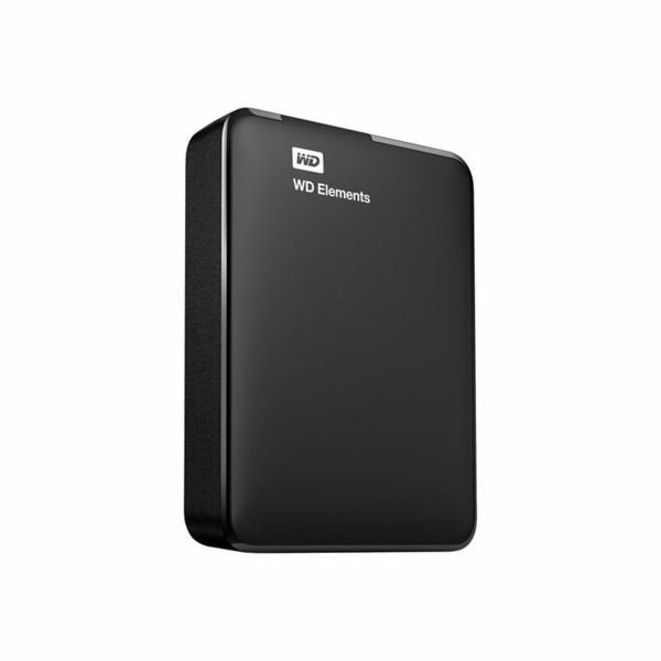 WD Elements Portable 2TB Black