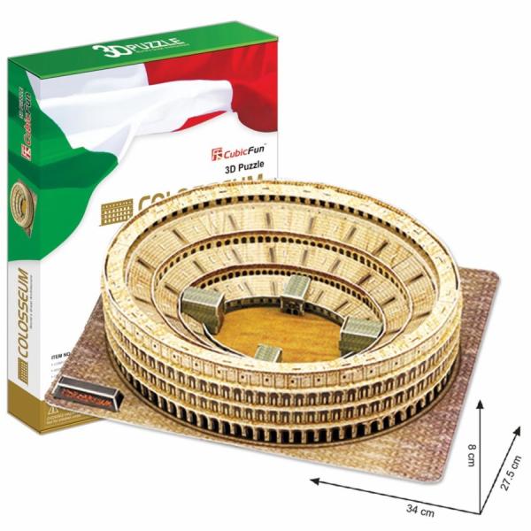 Puzzle 3D Colosseum - 84 dílků