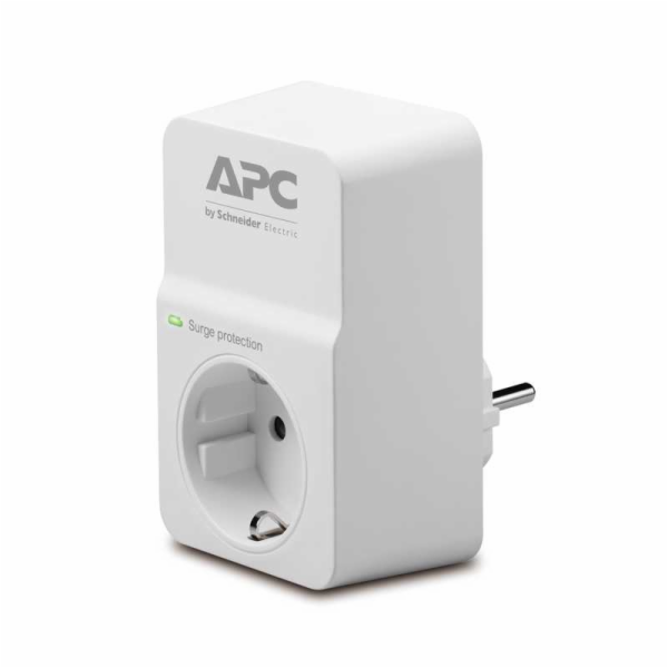 APC Essential SurgeArrest, 1 Ausgang, 230 V, Deutschland