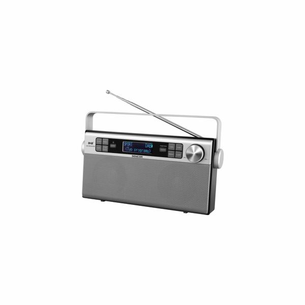 SRD 6600 DAB+ DAB / FM RÁDIO SENCOR