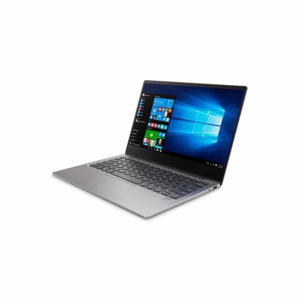 Lenovo IdeaPad 720S 13.3 FHD IPS AG/i7-7500U/8G/512G/INT/W10P/Backlit/720p/Šedá