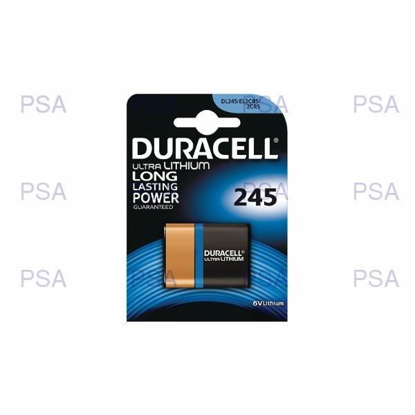 Duracell Lithium 245, 1 Stück