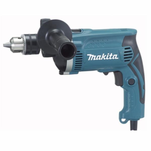 Makita HP1630K drill Key 3200 RPM Black Blue 2.1 kg