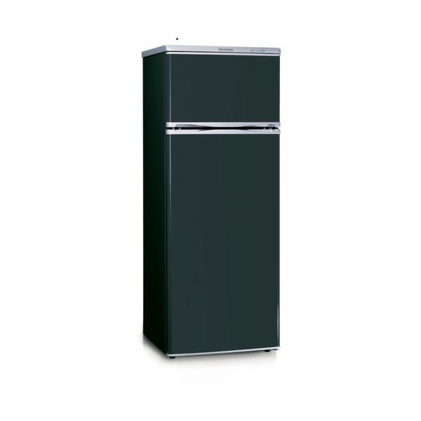 KS 9794 Kombinovaná chladnička černá