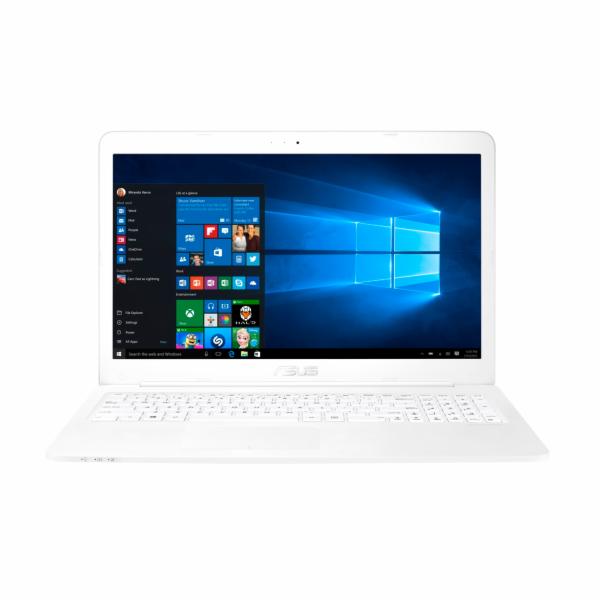 ASUS E502NA 15,6/N3350/500GB/4G/W10 bílý
