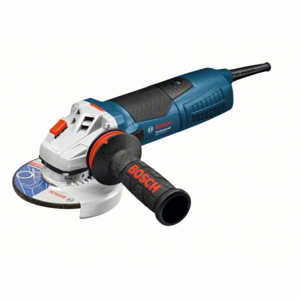 Malá úhlová bruska Bosch GWS 17-125 CI Professional, 1.700 W, 060179G002