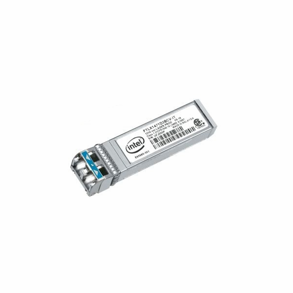 Intel® Ethernet SFP+ LR Optics, retail unit