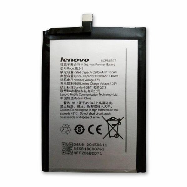 Lenovo BL246 Original Baterie 3000mAh Li-Pol (Bulk)