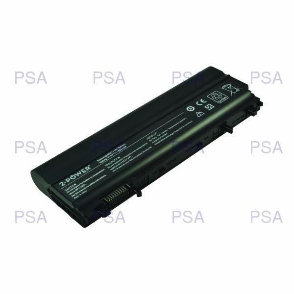 2-Power baterie pro DELL Latitude E5440, E5540 11,1 V, 7800mAh