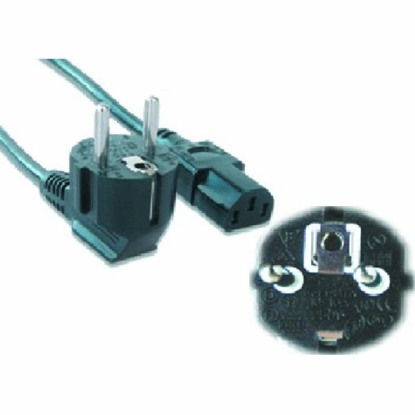 Kabel GEMBIRD síťový 10m VDE 220/230V napájecí