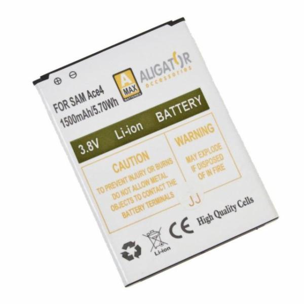 Aligator baterie pro Galaxy G357 Ace4 1500mAh