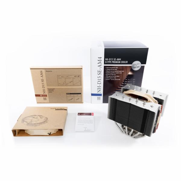 Noctua NH-D15 SE-AM4, AMD socket AM4