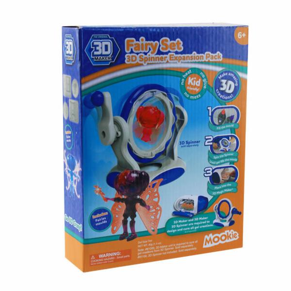 Magic spinner náhradní formy 3D