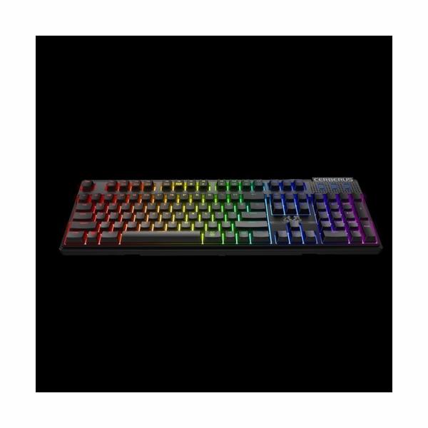 ASUS keyboard Cerberus Mech RGB BROWN (US layout)