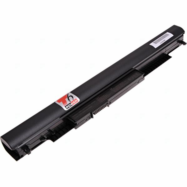 Baterie T6 power HP 240 G4, 245 G4, 250 G4, 255 G4, 14-acxxx, 15-acxxx, 255 G5, 4cell, 2600mAh