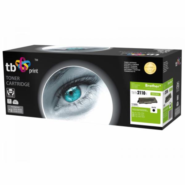 Toner TB kompatibilni s Brother TN2110 100% new
